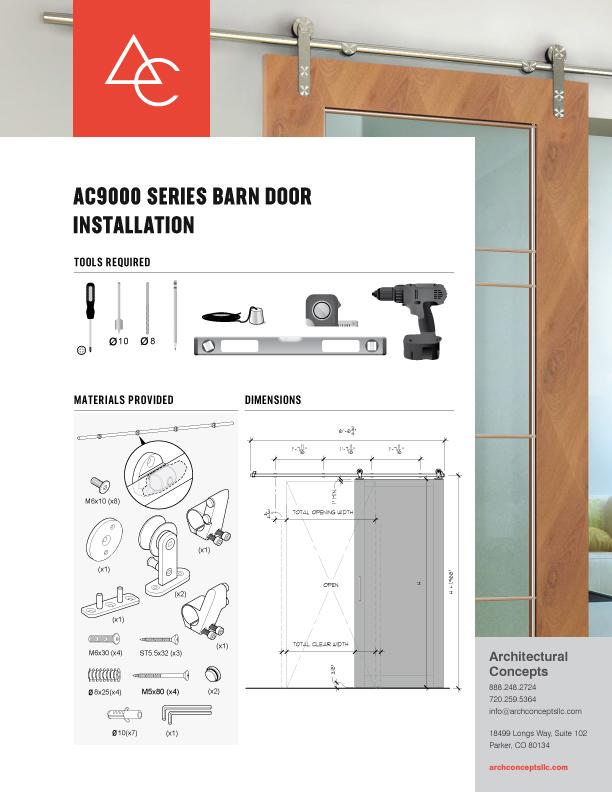 Installation Guide Cover